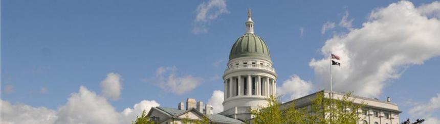 Maine State House