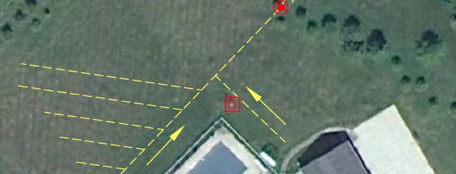 Lawn Drainage Plan